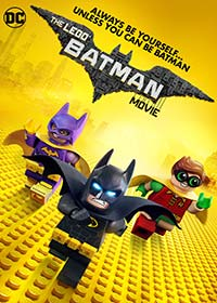 LEGO 蝙蝠俠英雄傳 (英語)