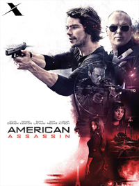 HD American Assassin (X-Spatial Edition)