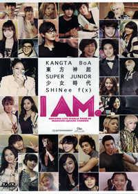 I AM. - SM家族青春傳記電影