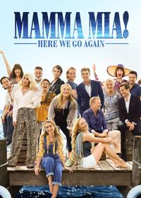 Mamma Mia! Here We Go Again (X-Spatial Edition)