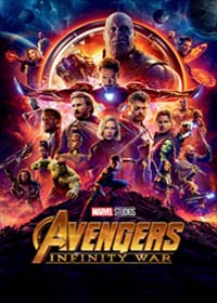 Avengers: Infinity War (X-Spatial Edition) (FHD)
