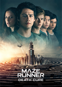 Maze Runner: The Death Cure (X-Spatial Edition)